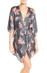 Chelsea 28 Women's Chelsea28 All You Need Kimono Navy India Ink Exotic Floral