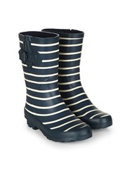Dash Mid Striped Welly Multi Coloured