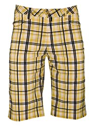 Chervo Gallone Shorts Yellow
