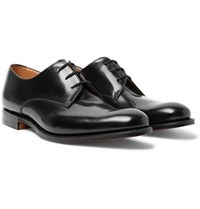 Church's Oslo Polished Leather Derby Shoes Black