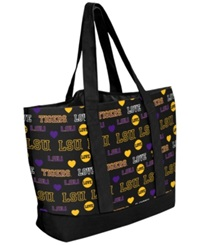 Forever Collectibles Los Angeles Lakers Tote Bag Purple