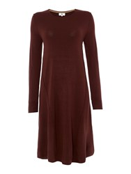 Noa Noa Dress Brown