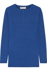 Tory Burch Deanna Ribbed Cashmere Sweater