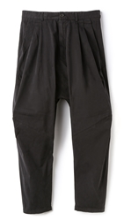 Henrik Vibskov Ants Pants Washed Black