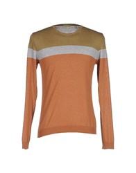 Private Lives Sweaters Rust