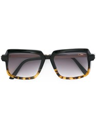 Cazal '6009 3' Sunglasses Black
