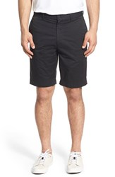 Men's Bobby Jones Stretch Twill Shorts Black