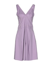 Richmond X Dresses Knee Length Dresses Women Lilac