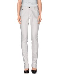 Prps Denim Denim Trousers Women