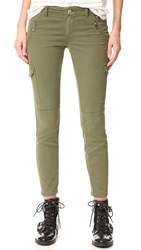 Blank Olive Cargo Pants