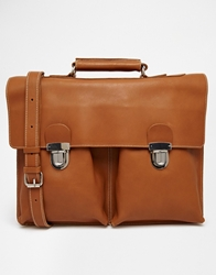 Sandqvist Messenger Bag Tan