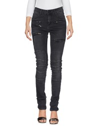Zadig And Voltaire Jeans Black