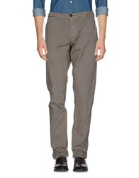 Rrd Trousers Casual Trousers Grey