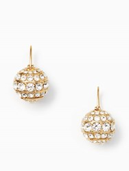 Kate Spade Bright Spark Stone Bauble Drop Earrings Ab