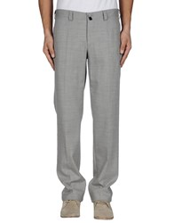 Eredi Ridelli Trousers Casual Trousers Men Light Grey