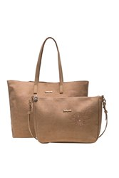 Desigual Bag Caliope Seattle Brown