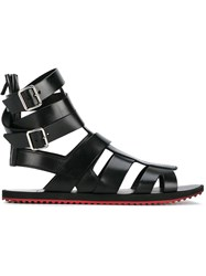 Givenchy Flat Sandals Black