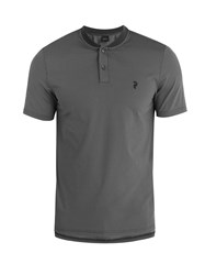 Peak Performance Austin Polo Shirt Grey