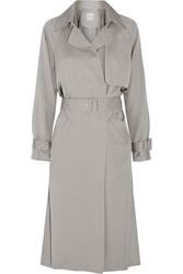 Mason By Michelle Mason Twill Trench Coat