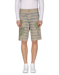 Coast Weber And Ahaus Trousers Bermuda Shorts Men Beige
