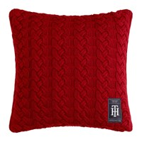 Tommy Hilfiger The American Classic Cushion 40X40cm Bordeaux