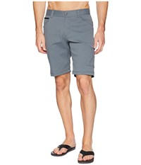 Columbia Outdoor Elements Stretch Shorts Graphite Gray