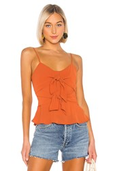 House Of Harlow X Revolve Jana Top Rust