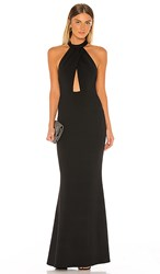 Katie May Petra Dress In Black.