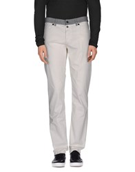 Bikkembergs Trousers Casual Trousers Men White