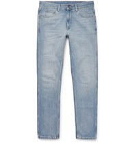 Gucci Slim Fit Denim Jeans Blue