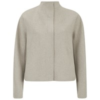Selected Femme Women's Elga Coat Silver Lining Beige