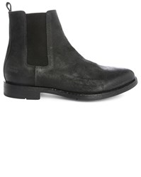 National Standard Black Edition 14 Burnished Leather Chelsea Boots