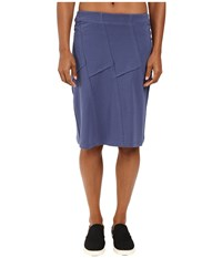 Aventura Clothing Beth Skirt Blue Indigo Women's Skirt