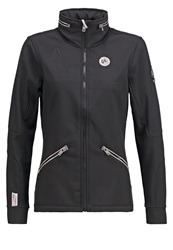 Gaastra Hulling Outdoor Jacket Black