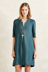 Tinsels Janessa Dotted Tunic Turquoise