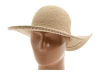 San Diego Hat Company Chl5 Floppy Sun Hat Tan Knit Hats