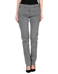 Fred Mello Casual Pants Grey