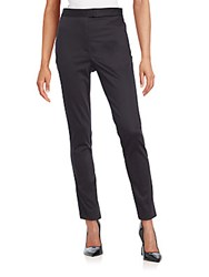 Jason Wu Satin Twill Pants Black