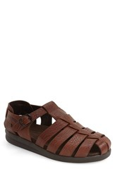 Mephisto Men's 'Sam' Sandal Tan