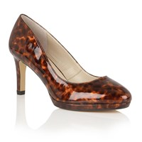 Lotus Calla Platform Courts Brown