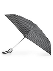 Shedrain Polka Dot Umbrella Black White