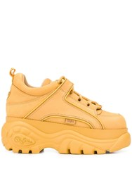 Buffalo Chunky Sole Sneakers Neutrals