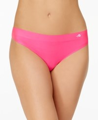 Ideology Sport Mesh Thong Created For Macy's Molten Pink