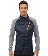 Smartwool Corbet 120 Jacket Deep Navy Men's Coat