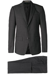 Givenchy Classic Two Piece Suit Grey