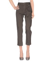 Current Elliott Trousers Casual Trousers Women Grey