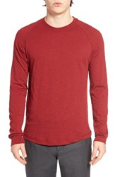 Original Penguin Men's New Bada Long Sleeve T Shirt