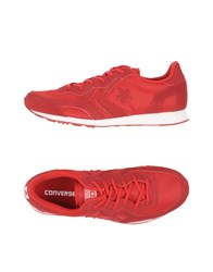 Converse Cons Sneakers Red