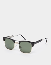 Spitfire Rockabilly Clubmaster Sunglasses Black