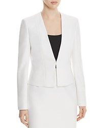 Boss Jemida Blazer 100 Exclusive Open White